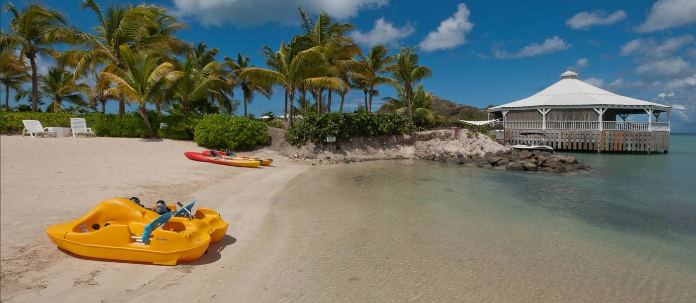 Beach at Palm Point, Antigua