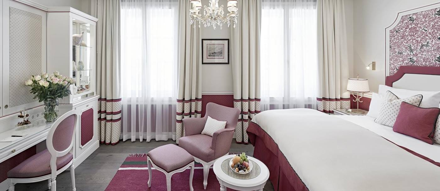 Deluxe Room at Hotel Sacher Salzburg