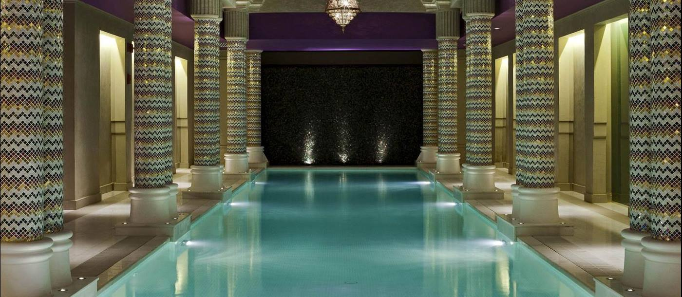 Spa at the Sofitel Legend Old Cataract Aswan
