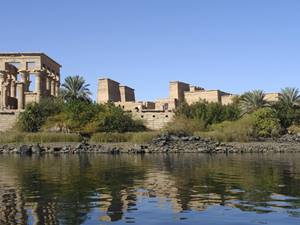 Philae in Egypt