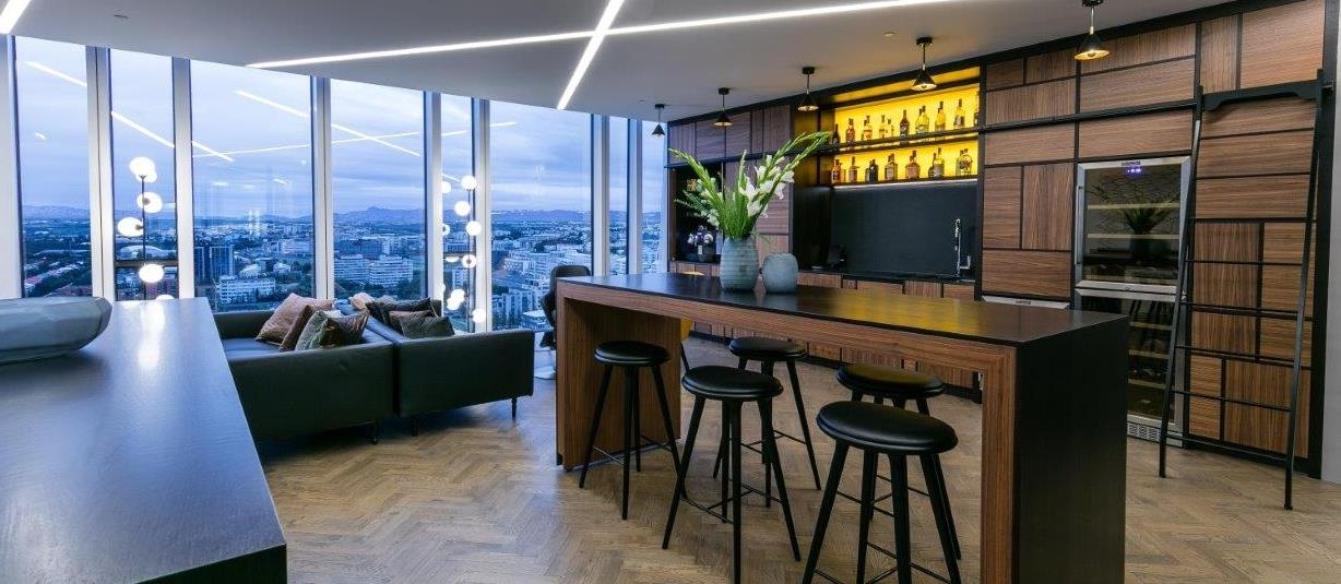 Skylounge at Tower Suites