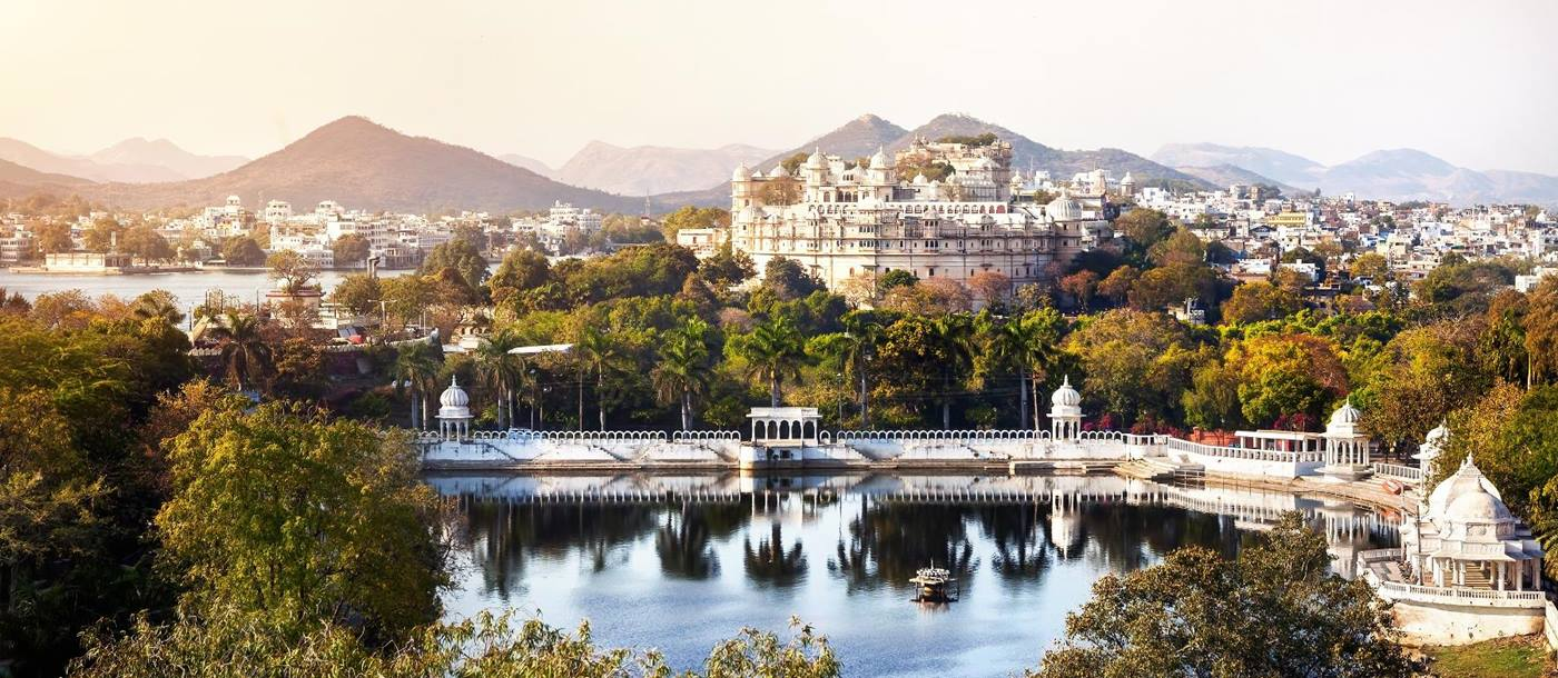 Udaipur lake, Pichola, India