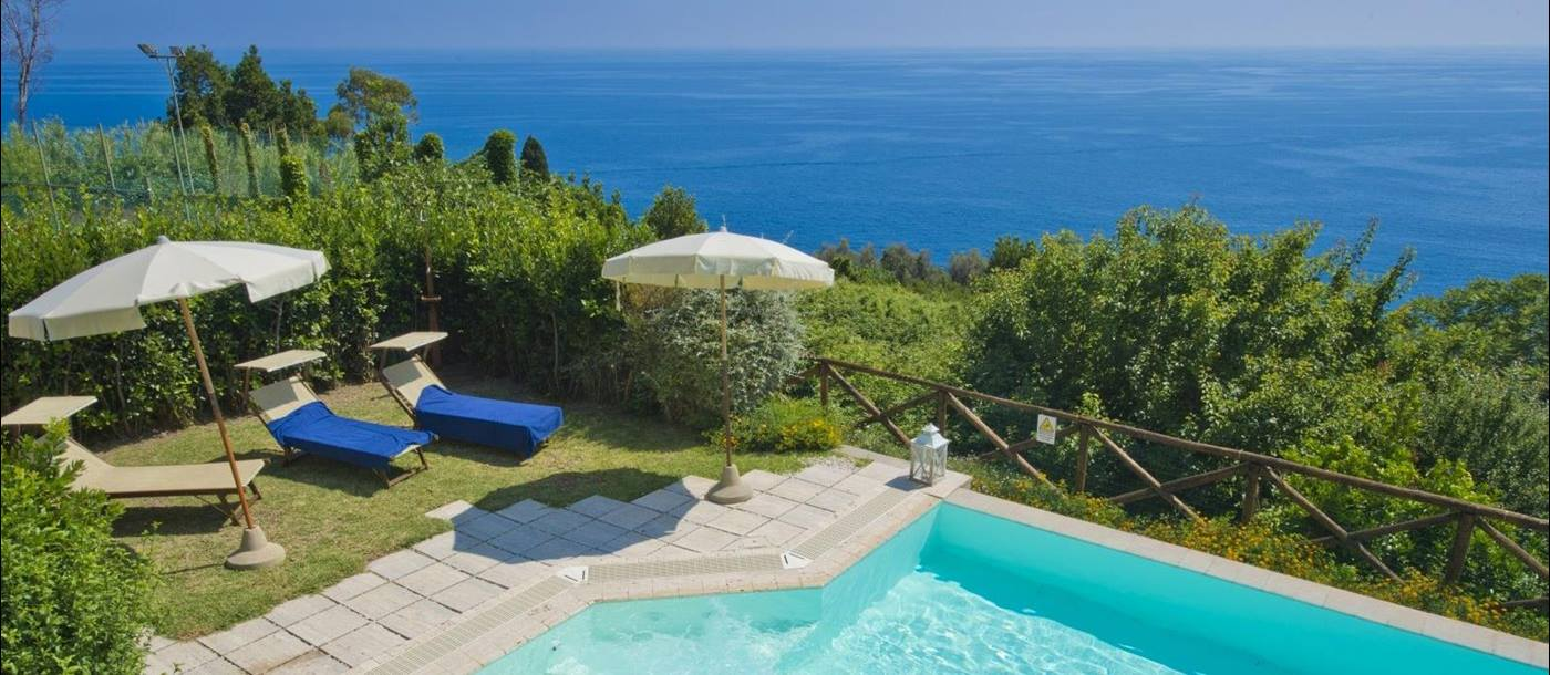 Pool - Villa Ginepro on Capri
