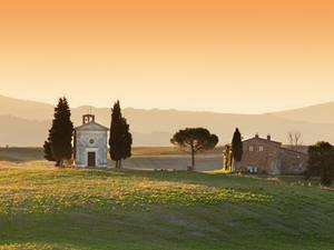 San Quirrico d'Orcia, Tuscany