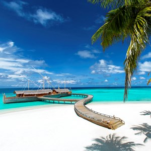 Offer at Milaidhoo in the Maldives
