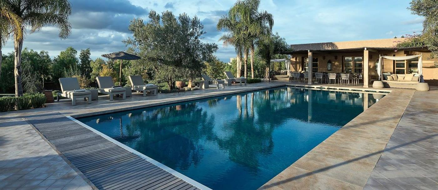 the pool at cobalt blue