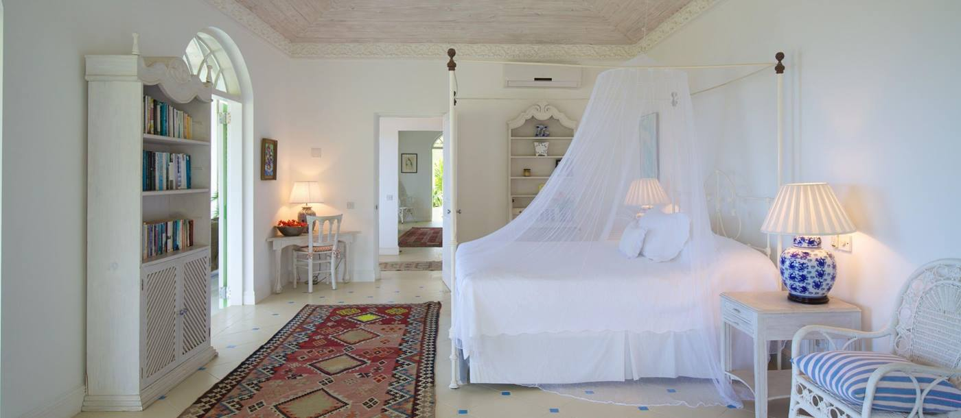 Double bedroom in Zinnia, Mustique