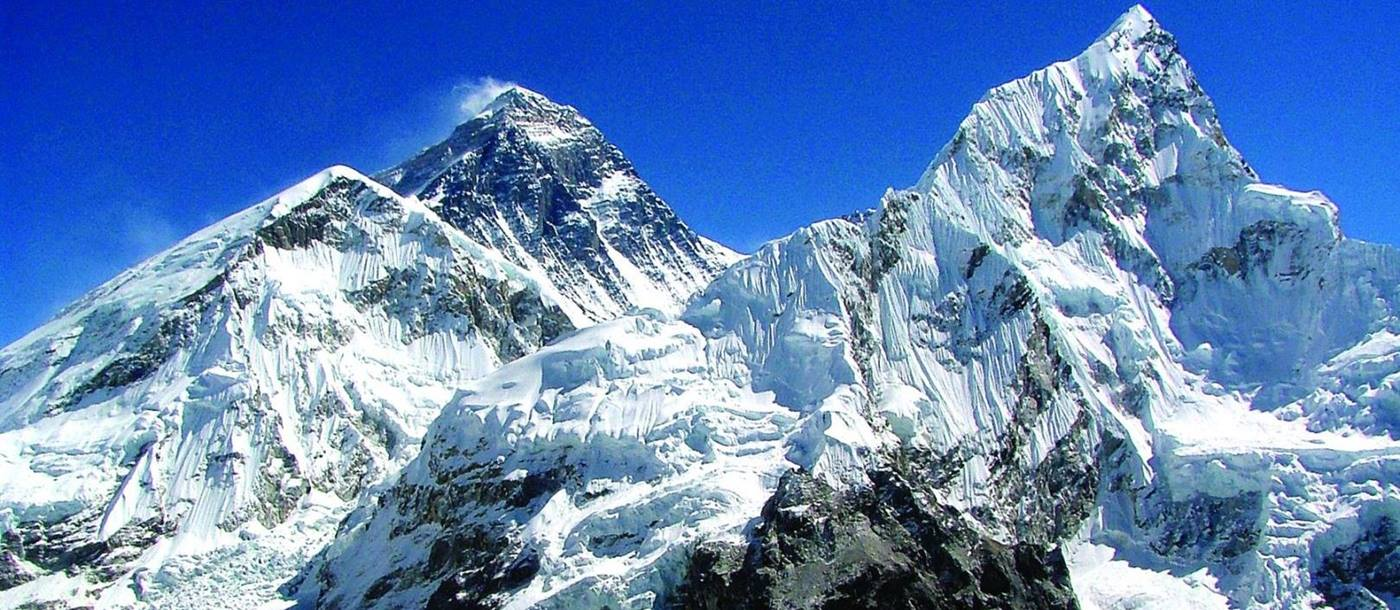 everest ker downey, Nepal