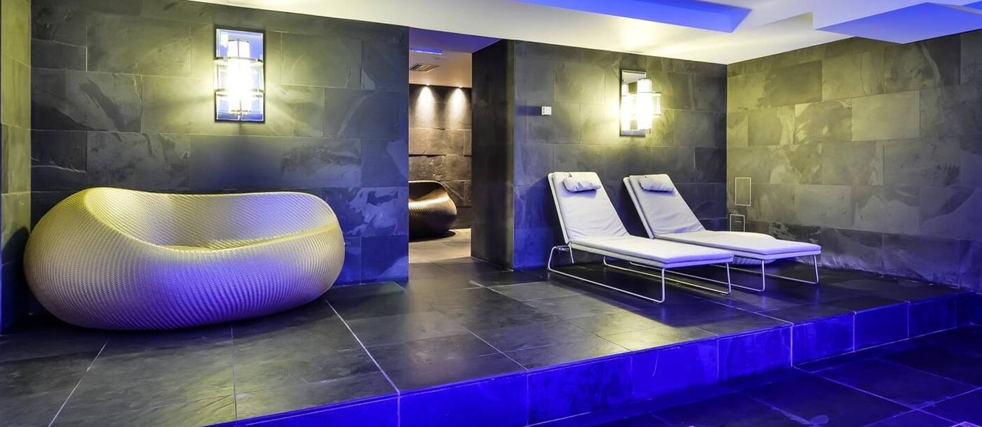 Spa area at Hotel Bristol in Warsaw Poland