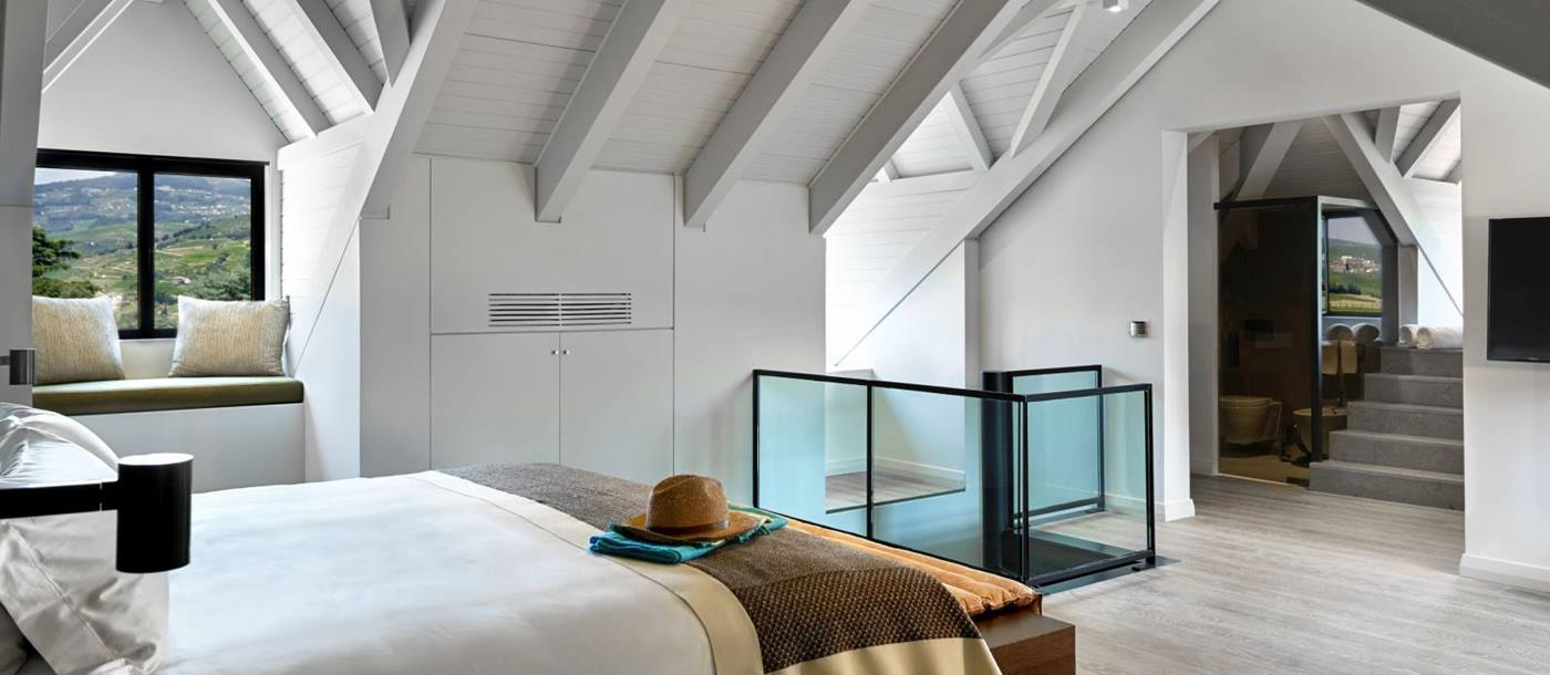 Duplex suite of Six Senses Douro, Portugal