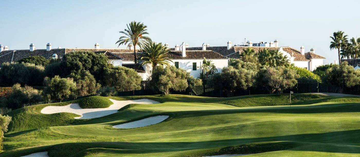 Finca Cortesin in Spain - Golf course
