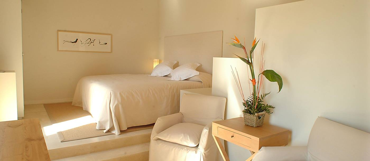 Double bedroom in Can Simoneta, Mallorca