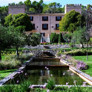 Offer at Castell Son Claret in Majorca