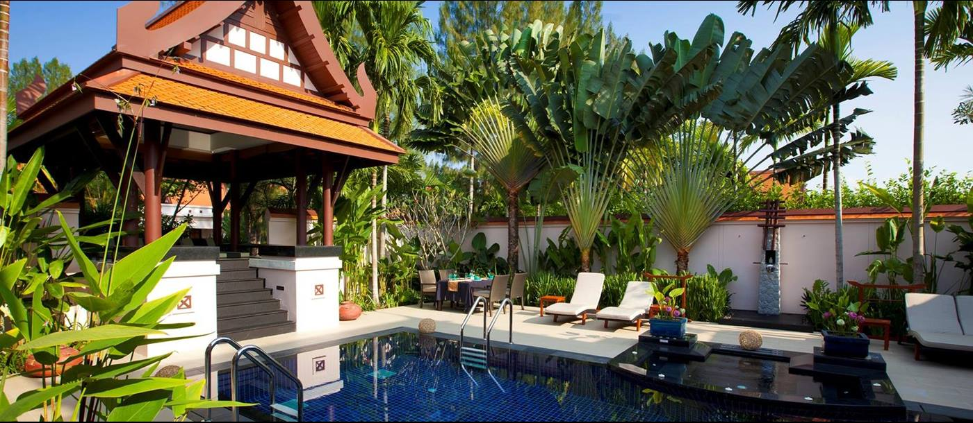 2 bedroom pool villa at banyan tree phuket, thailand