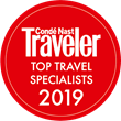 Conde Nast Traveller - Top Travel Specialists