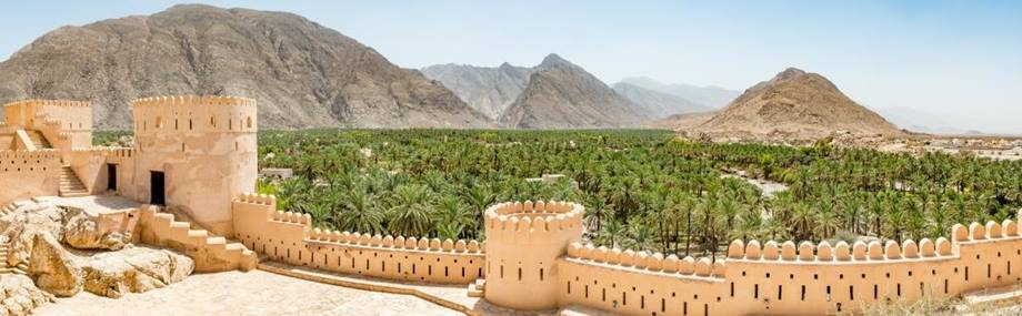 Nakhal fort-Oman holidays
