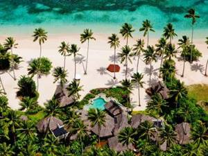 beach holiday at laucala plantation in fiji