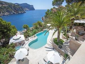 Luxury villas - luxury villa in Majorca with sea views