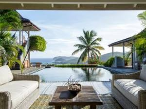 Luxury Villas in Mustique-Pangolin